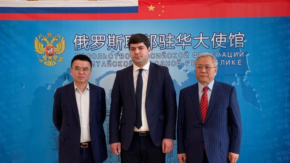 Китайские бизнесмены приедут на Ялтинский международный экономический форум