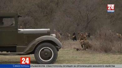 В Севастополе прошел V военно-исторический фестиваль «Мартыновский овраг. Рубеж героев»