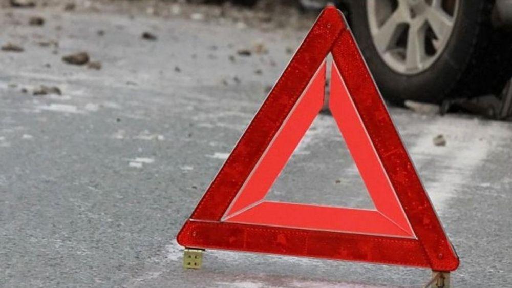 Крымские спасатели ликвидировали последствия ДТП в г.Алушта