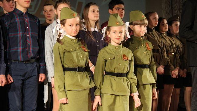 В Джанкойском районе прошёл второй отборочный этап Муниципального творческого конкурса «Мы - наследники Победы!», посвящённого Победе в Великой Отечественной Войне