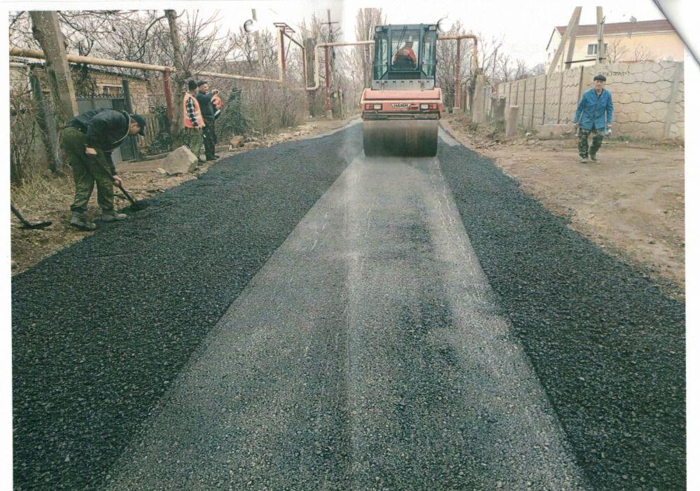 Общественники добились ремонта дороги в селе Укромное