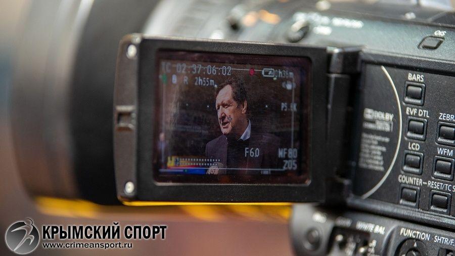 Видеосюжет о борцовском турнире на призы Главы Крыма Сергея Аксенова в Алуште