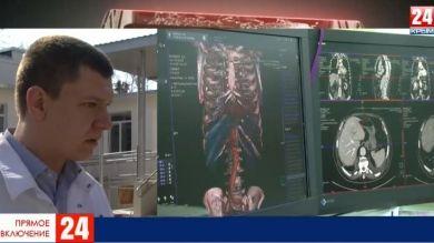Впервые в Севастополе провели двойное хирургическое вмешательство