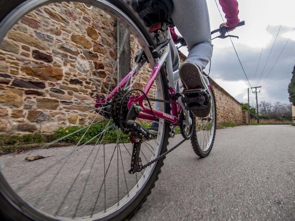 В Евпатории сотрудники полиции вернули хозяину похищенный велосипед
