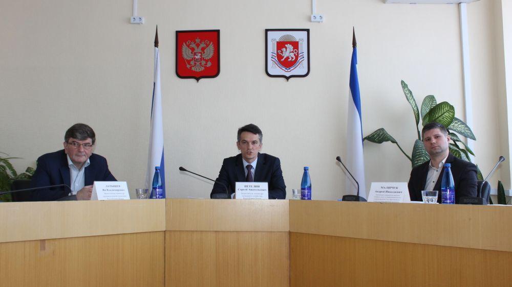 Комитет госзаказа Крыма принял участие в совещании на тему «Расширение рынков сбыта продукции АПК в Республике Крым»