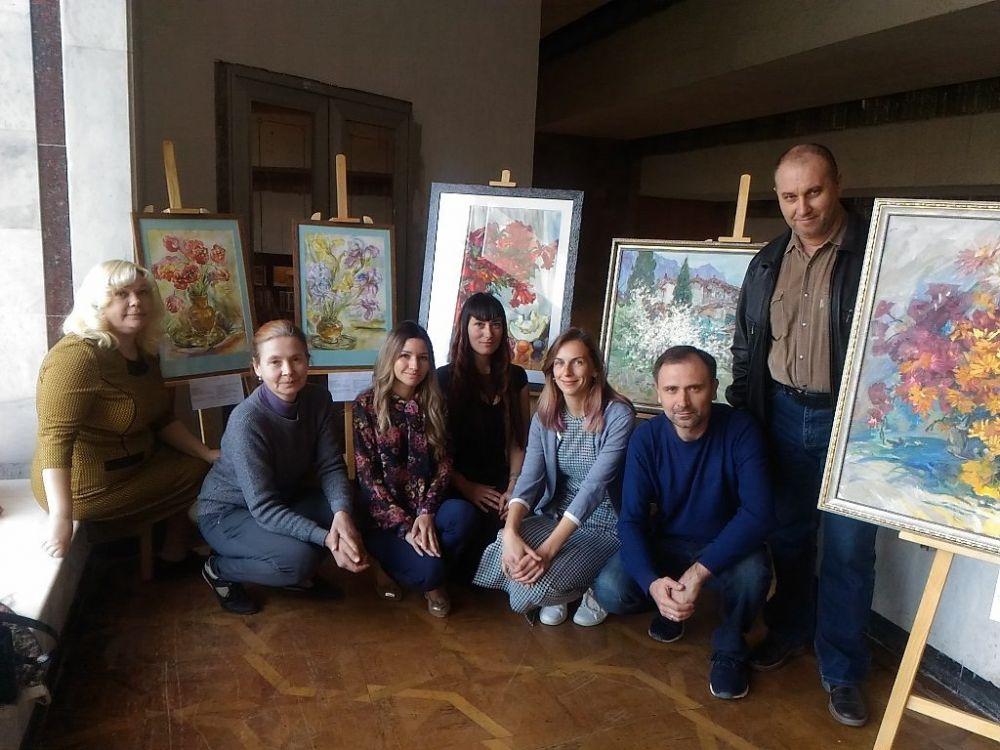 Победы и достижения Евпаторийской детской художественной школы