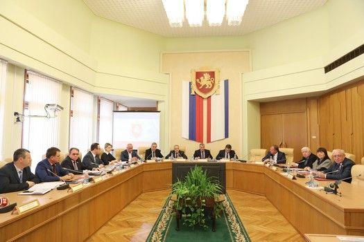 Президиум парламента Крыма сформировал повестку очередного заседания