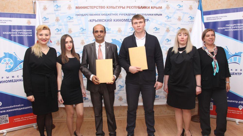 Индийская делегация и Кинокомиссия Республики Крым подписали меморандум о намерениях по взаимодействию в сфере культуры и кинематографии