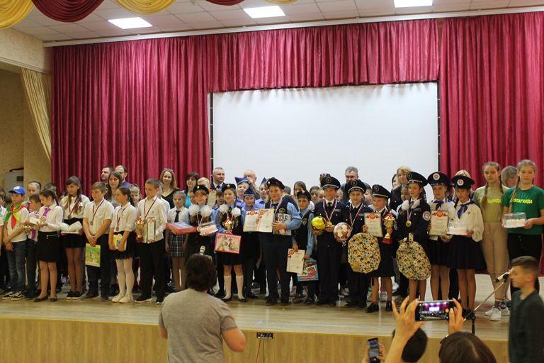 В Евпатории завершился конкурс ЮИД «Безопасное колесо»