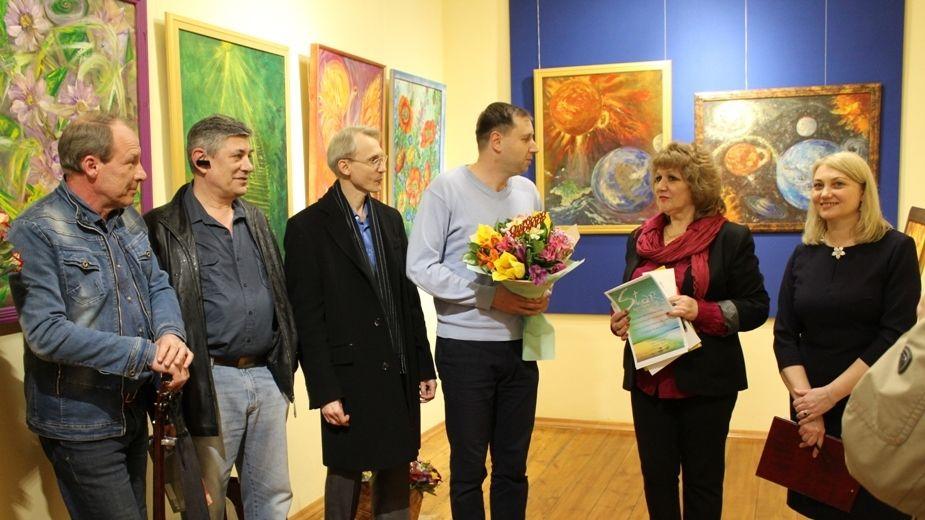 В Крымском этнографическом музее экспонируется авторская выставка «Цивилизация творчества»
