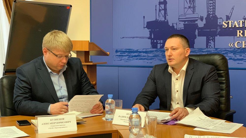 Вадим Белик провел заседание Межведомственной балансовой комиссии по итогам 2018 года