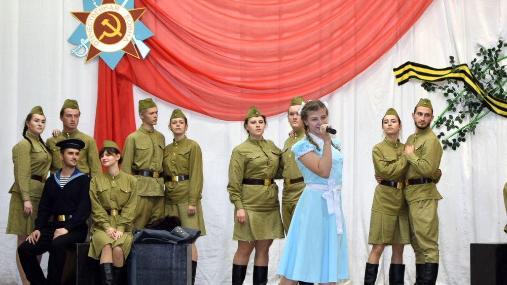 Раздольненцы отметили 75-летнюю годовщину со Дня освобождения Крыма и Раздольненского района от немецко-фашистских захватчиков