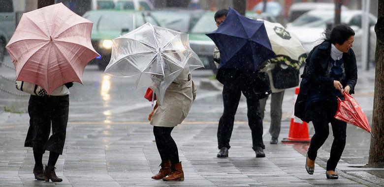 Ветер и дожди: синоптики рассказали о погоде в Крыму в начале рабочей недели