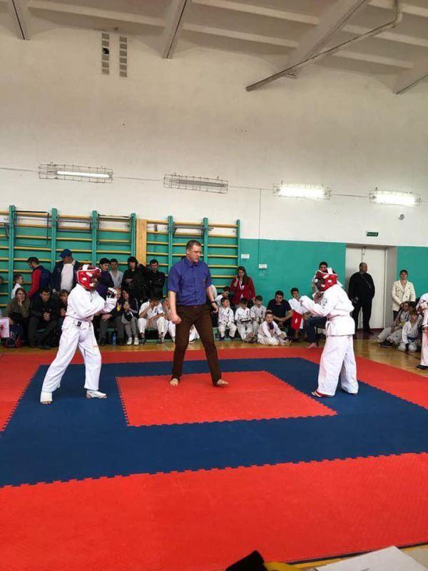 Республиканский турнир по киокушин-рю каратэ состоялся в Старом Крыму