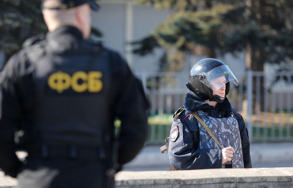 На крымском участке российско-украинской границы задержан сторонник «Хизб ут-Тахрир аль-Ислами»*