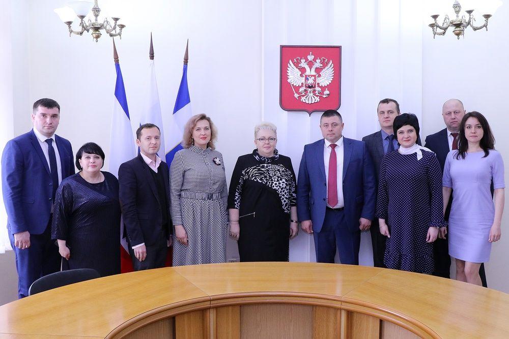 Симферополь заинтересован в развитии сотрудничества и дружеских связей с городом Мичуринском