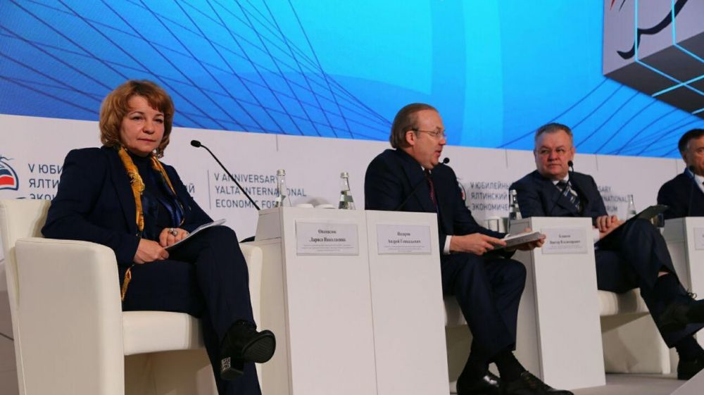 Лариса Опанасюк: В Крыму был принят целый ряд нормативных актов, создающих условия мягкого перехода в правовое поле Российской Федерации