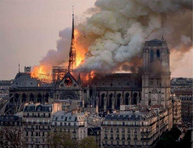Французская трагедия побуждает бережнее относиться к культурному наследию