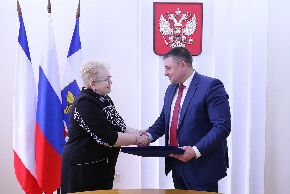 Симферополь будет сотрудничать с Мичуринском