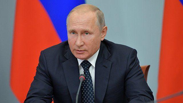 ЯМЭФ дает возможность оценить богатейший потенциал Крыма - Путин