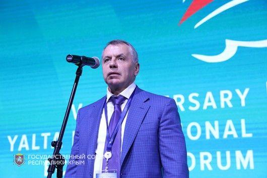 Крым - регион быстрого экономического развития, - Владимир Константинов