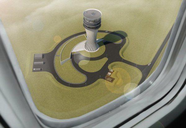 Соглашение о строительстве нового диспетчерского пункта аэропорта Симферополь почти за 900 млн рублей подписали на ЯМЭФ-2019