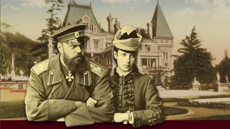 Впервые в крымской резиденции императора Александра III будет экспонироваться выставка из фондов Музея-заповедника «Царское Село»