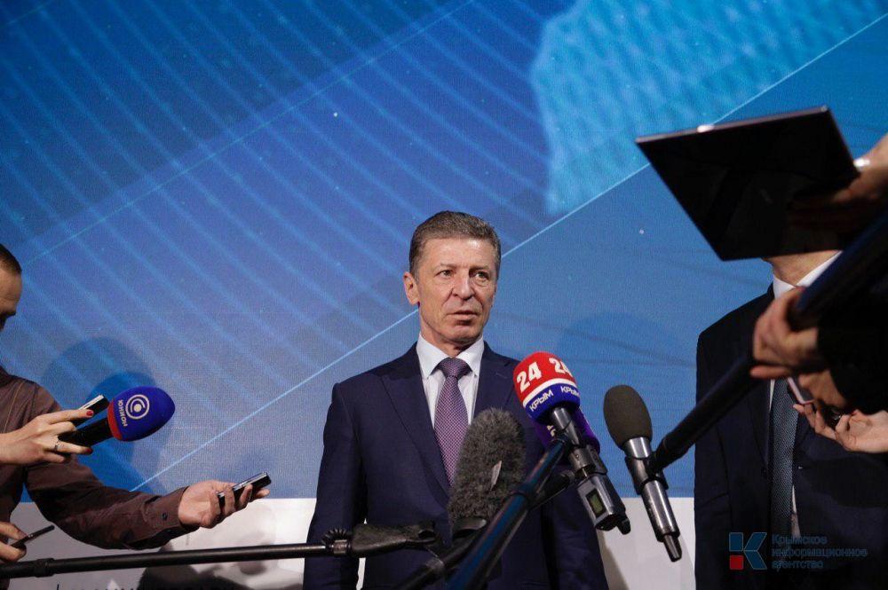 К Крыму возрастает инвестиционный интерес, — Козак
