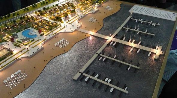 Соглашение о строительстве яхтенной марины на 100 мест подписали на ЯМЭФ