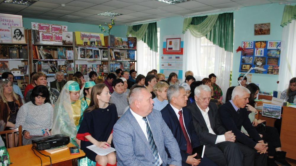 При поддержке Минкульта Крыма проведен библиотечный форум «Крымскотатарская книга»