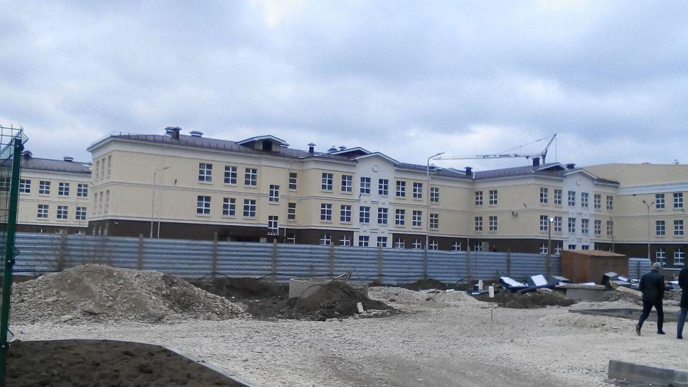 Строительство школы и детсада в микрорайоне Жигулина Роща завершат в 2019 году