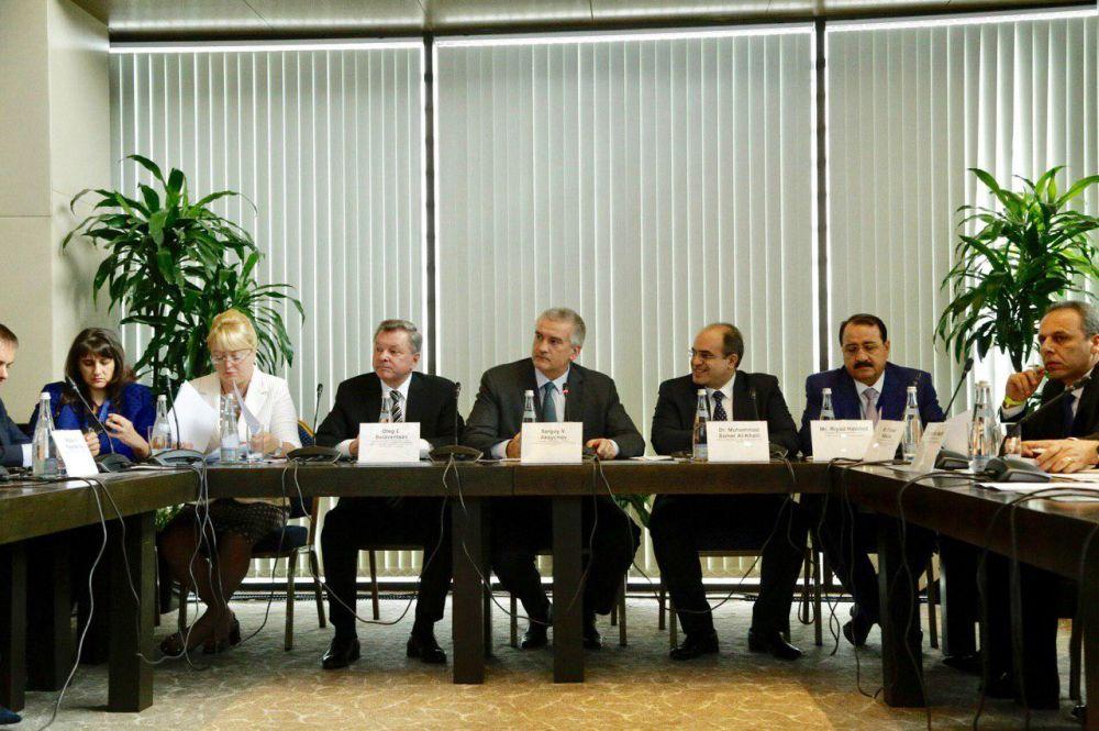 Грузооборот Крыма с Сирией к концу года достигнет 150 тысяч тонн, - Аксенов