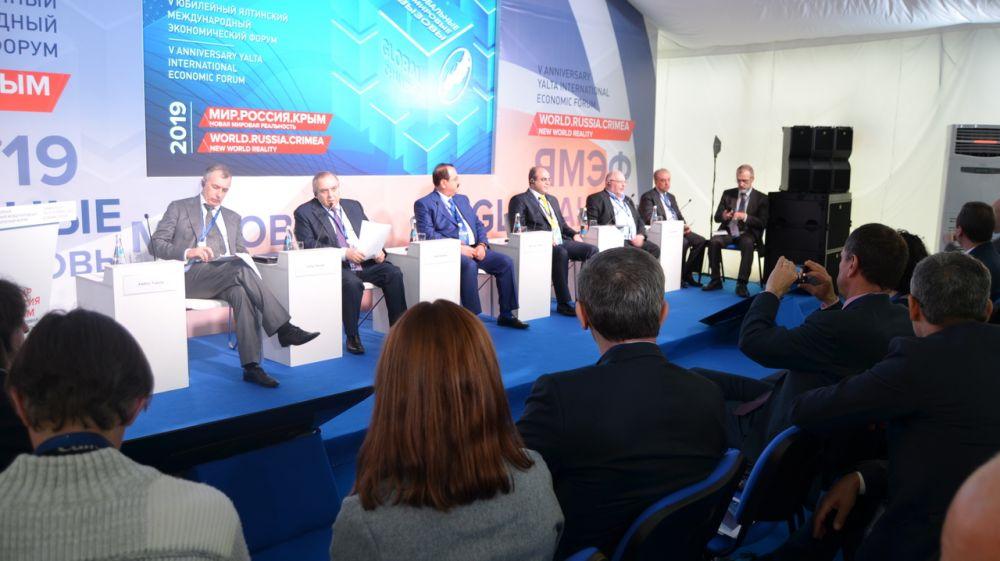 Андрей Васюта: Крымско-Сирийский Торговый Дом – это площадка по обмену товарами, услугами и технологиями