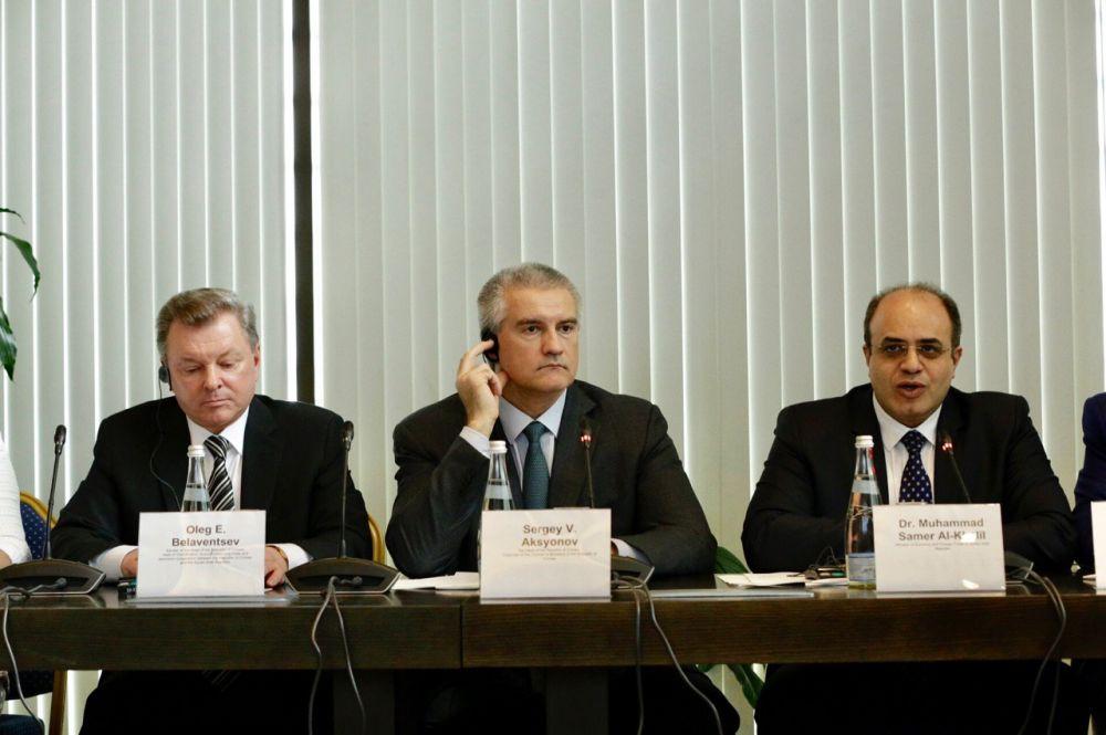 Крым и Сирия у истоков создания судоходной компании, — Аксёнов