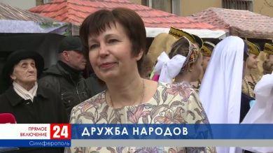 5 лет указу Президента России о реабилитации ряда народов Крыма