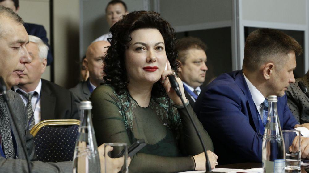 Арина Новосельская приняла участие во встрече с делегацией Сирийской Арабской Республики