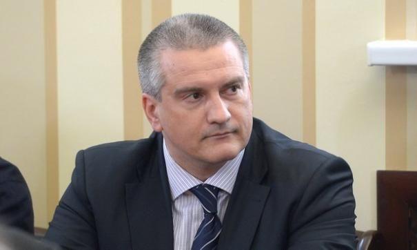 Глава Крыма прокомментировал выборы на Украине