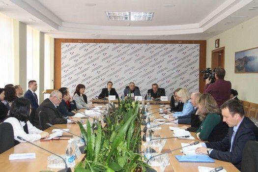 Заседание Комитета по вопросам государственного строительства и местного самоуправления