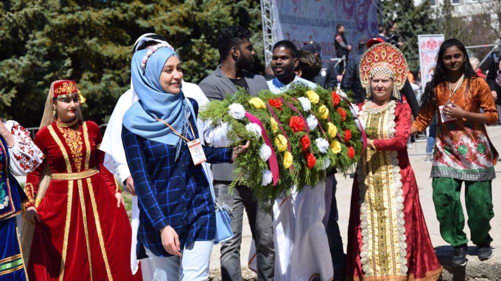 Добрые традиции: фестиваль Дружбы народов в с.Петровка