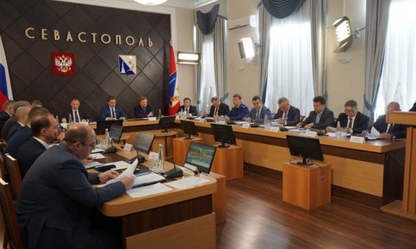 В правительстве Севастополя ищут коррупционеров