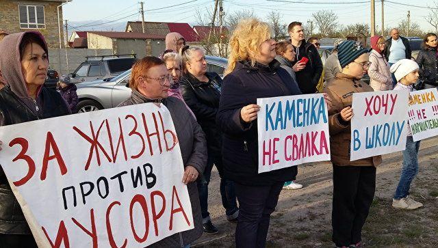 Встреча с вице-мэром: чего боятся жители Каменки в Симферополе