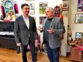 Ленур Абдураманов провел встречу с членами региональной болгарской национально-культурной автономии «Паисия Хилендарского»