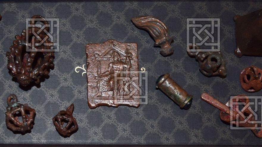 Бахчисарайский музей-заповедник представит более 300 отреставрированных экспонатов