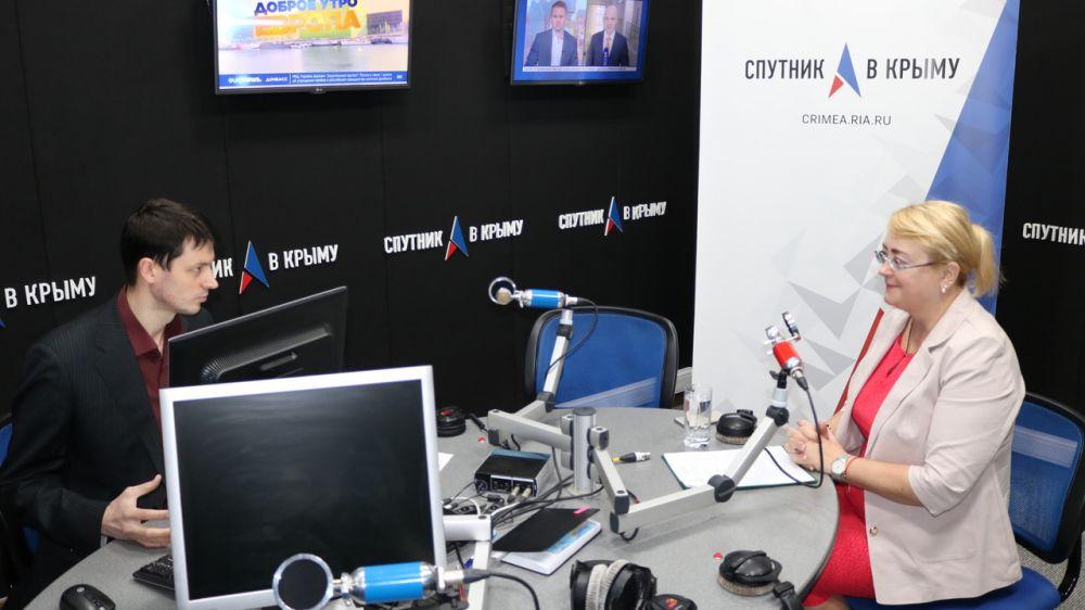 В около 340 мероприятиях по финансовой грамотности в республике приняли участие более 8 тысяч крымских школьников и студентов – Ирина Кивико