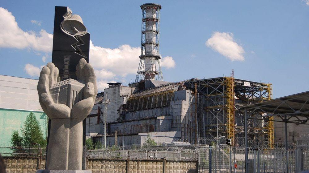 В Симферополе прошел час истории о катастрофе на Чернобыльской АЭС