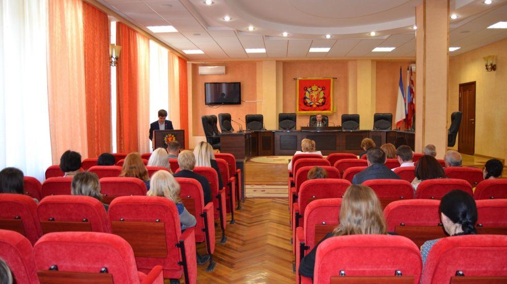 В Керчи прошли публичные слушания об исполнении бюджета