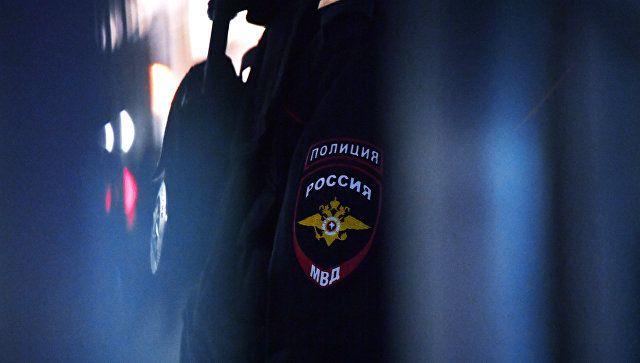 """В Симферополе полицейские исследовали """"взрывоопасный"""" пакет над ж/д путями"""