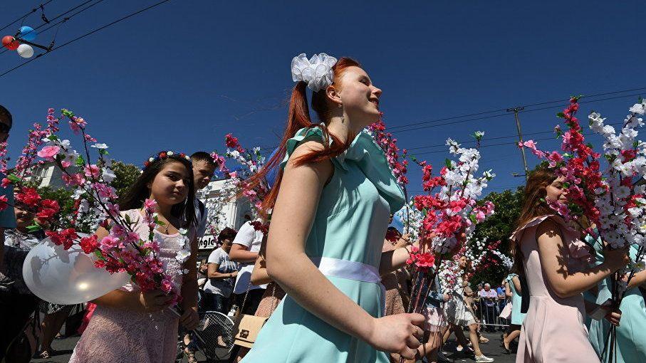 1 мая в Симферополе состоится праздничное шествие, посвященное Празднику Весны и Труда