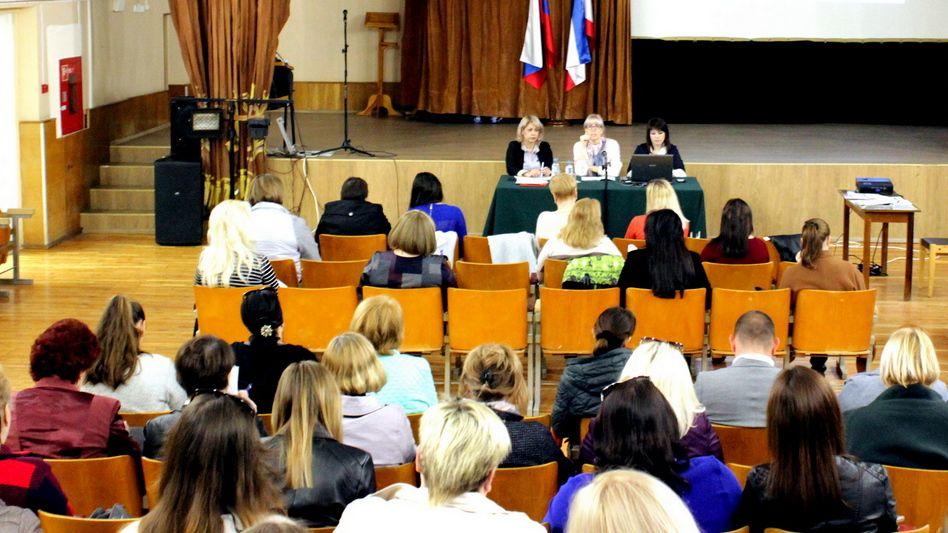 Сотрудники Госкомархива провели семинар для организаций, подведомственных Министерству труда и социальной защиты Республики Крым