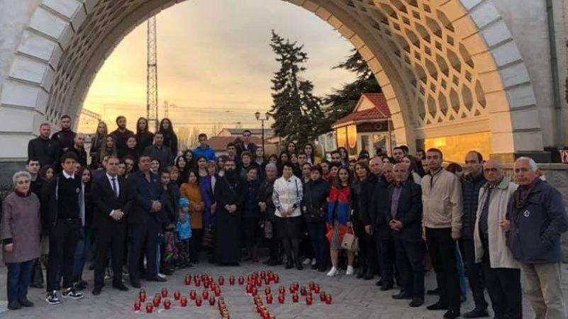 Ко Дню памяти жертв геноцида армян